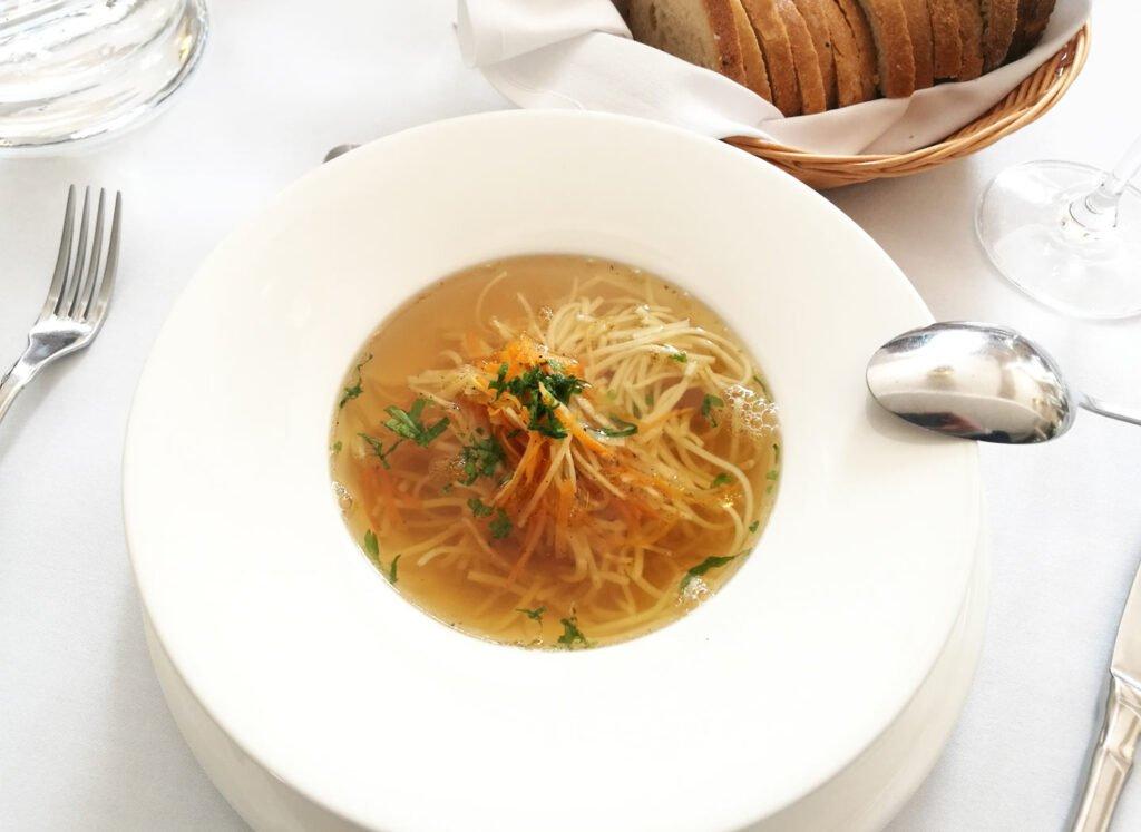 Biała Róża - Król Rosołu - krytyk kulinarny, recenzje kulinarne , dobra restauracja kraków, małopolska , TheBestTRAVEL
